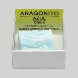 Aragonita azul