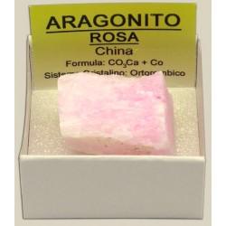 Aragonito Rosa