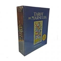 Tarot de Marselha - Livro+ 78 Cartas