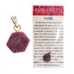 Pendente Cristal Rubi
