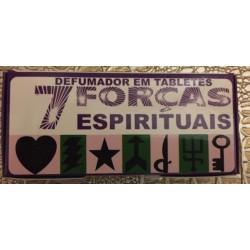 Defumador 7 Forcas Espirituais