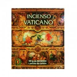 Incenso do Vaticano (50g + Carvão)