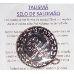 Talismã Selo de Salomão