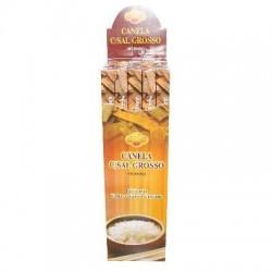 Incenso Aroma Canela c/Sal Grosso