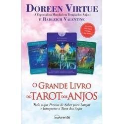 O Grande Livro do Tarot dos Anjos - Doreen Virtue