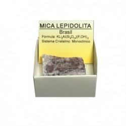 Mica Lepidolite