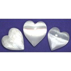 Coração Selenite