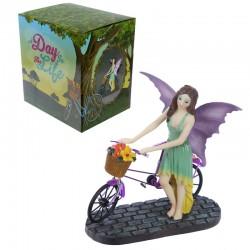 Fada Aurora – Bicicleta