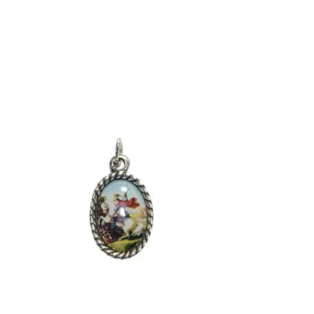 Medalha S. Jorge 2,2cm