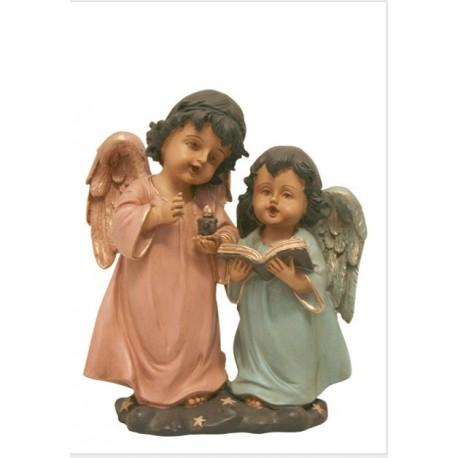 Anjos com livro