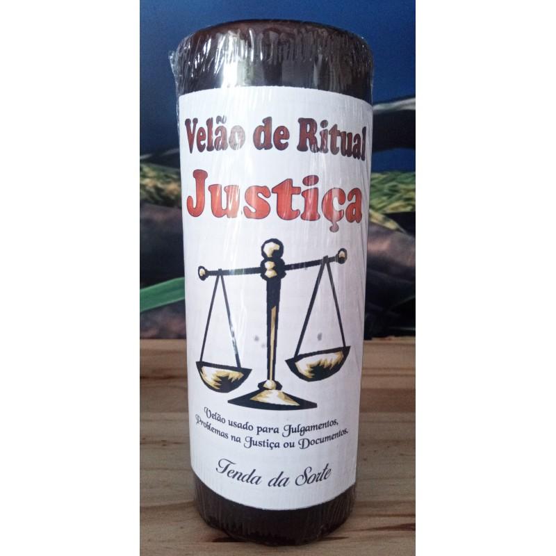 Velão Ritual Justiça