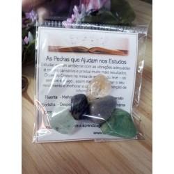 Conjunto  - Pedras que Ajudam nos Estudos