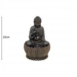 Fonte Resina Buda 22cm